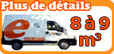 louer fourgon, camion, benne